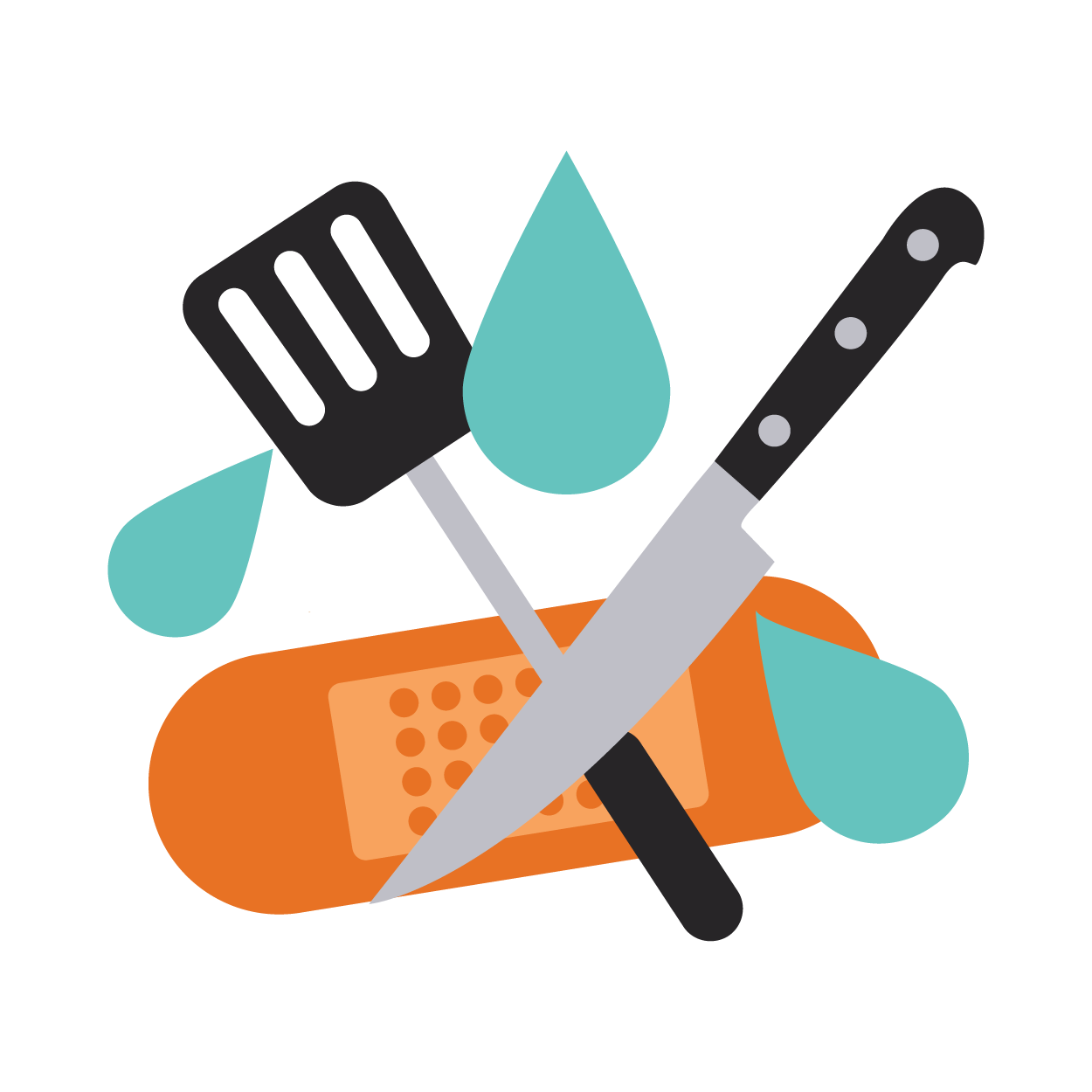Kitchen Safety Pictures: Cut Food Wastage & Share Homemade Meals With WeFiFo